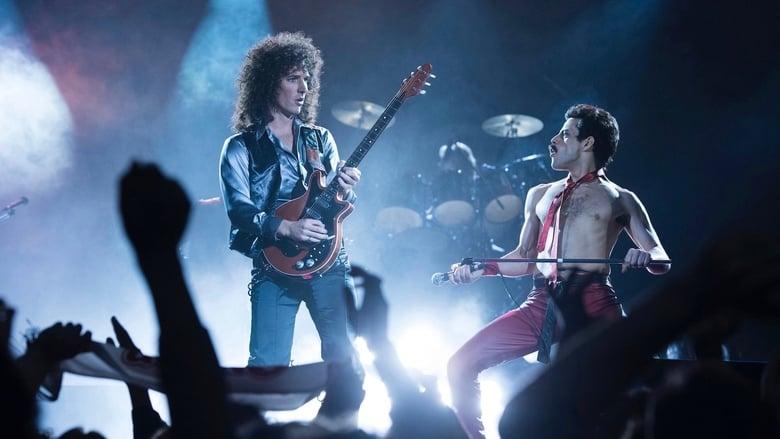 Backdrop Movie Bohemian Rhapsody 2018