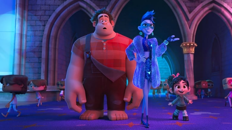 Backdrop Movie Ralph Breaks the Internet 2018
