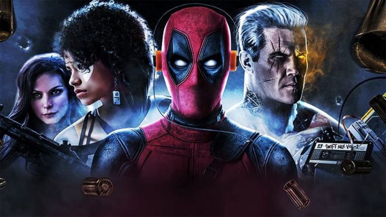 Streaming Movie Deadpool 2 (2018)