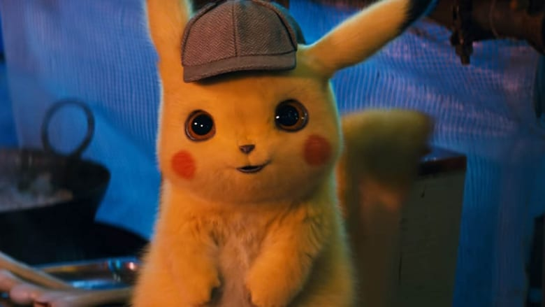 Backdrop Movie Pokémon: Detective Pikachu 2019