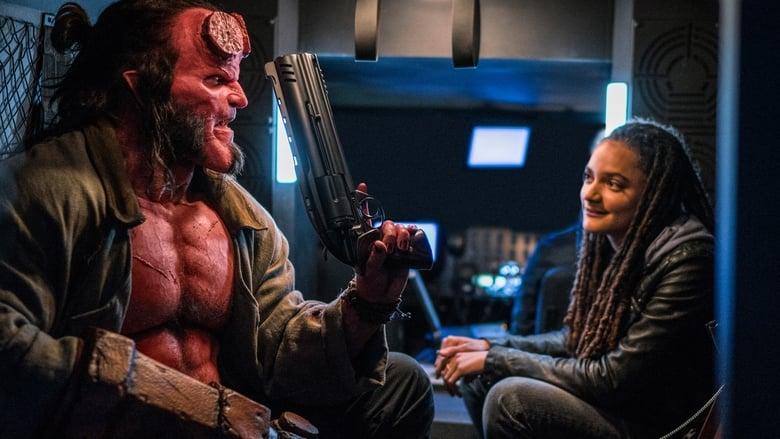 Watch and Download Movie Hellboy (2019)