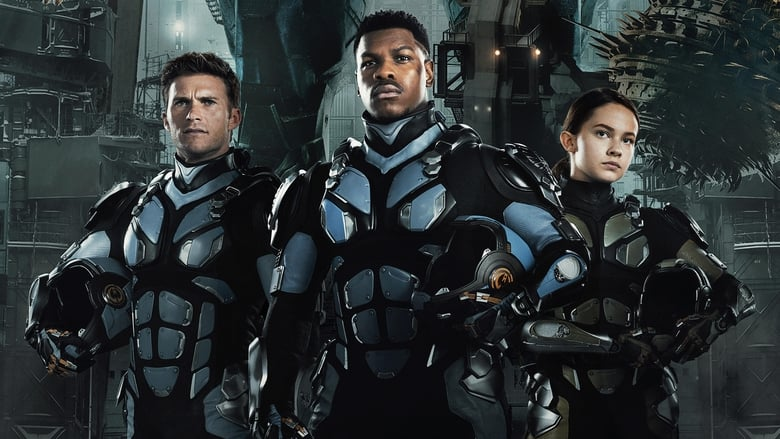 Backdrop Movie Pacific Rim: Uprising 2018