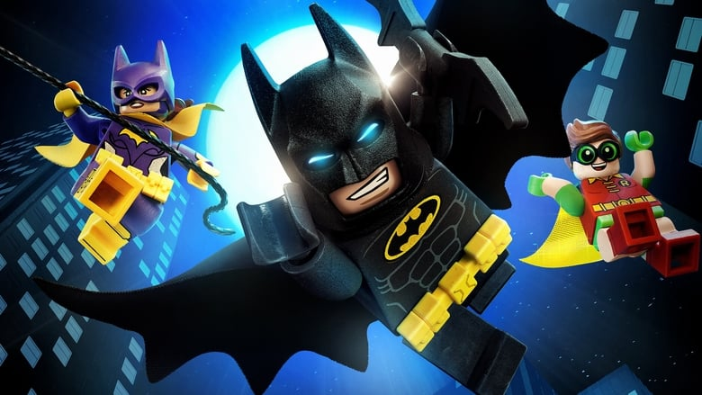 Download Full Movie The Lego Batman Movie (2017)