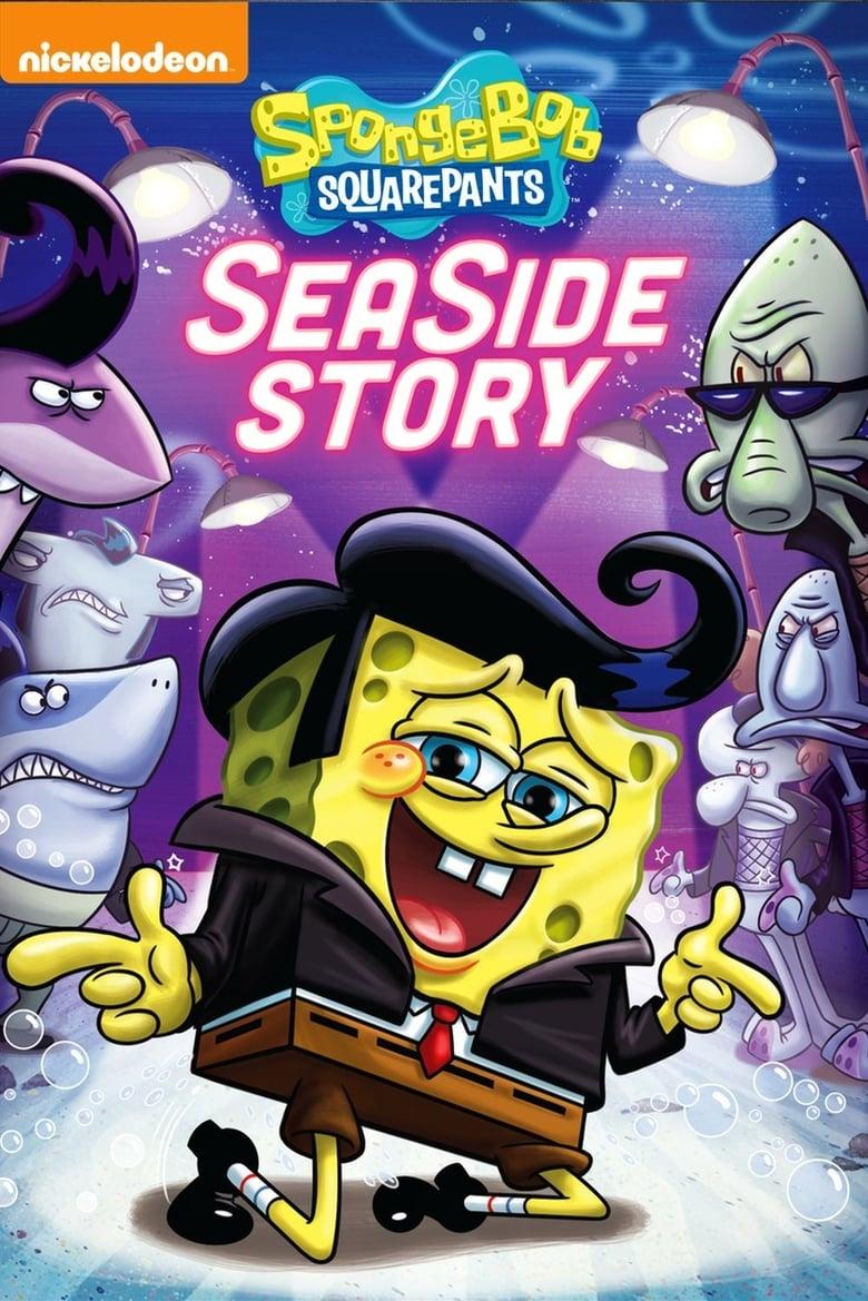 watch online spongebob squarepants sea side story 2017 movie
