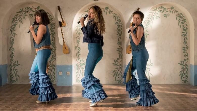 Backdrop Movie Mamma Mia! Here We Go Again 2018