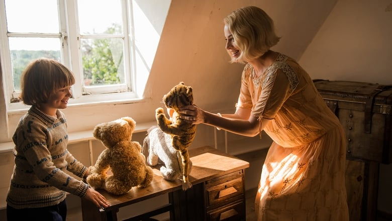 Watch and Download Movie Goodbye Christopher Robin (2017)
