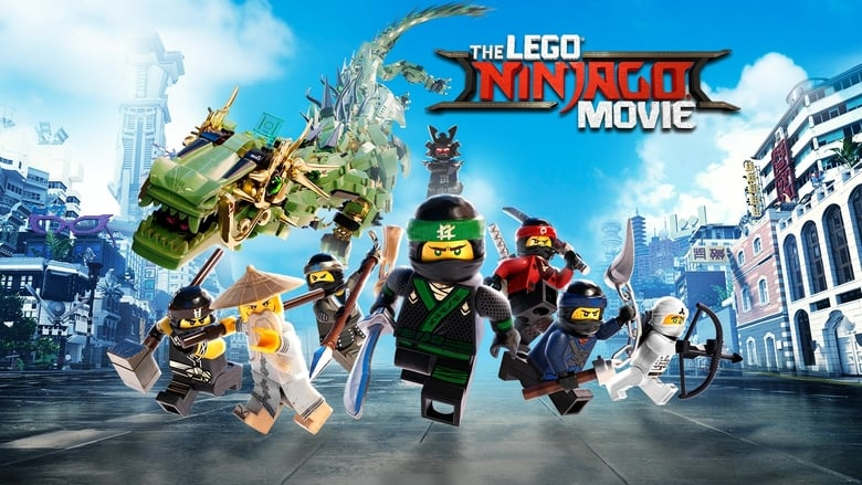 Backdrop Movie The LEGO Ninjago Movie 2017
