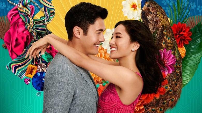 Backdrop Movie Crazy Rich Asians 2018