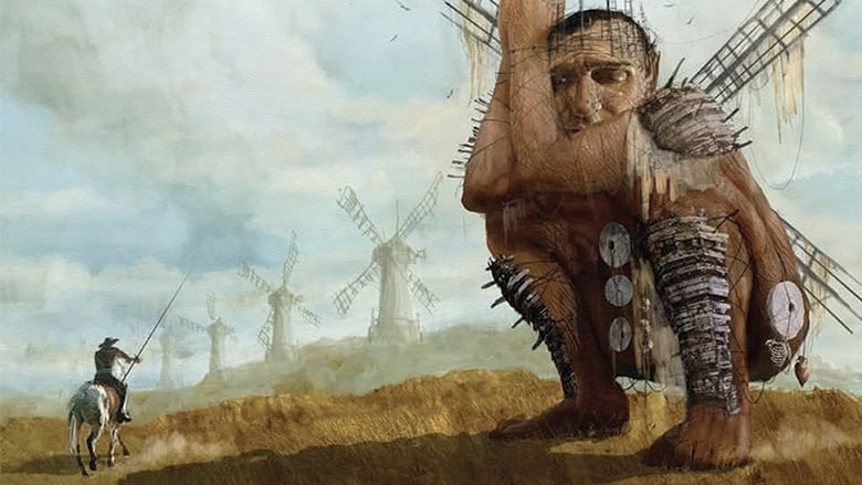 Backdrop Movie The Man Who Killed Don Quixote 2018