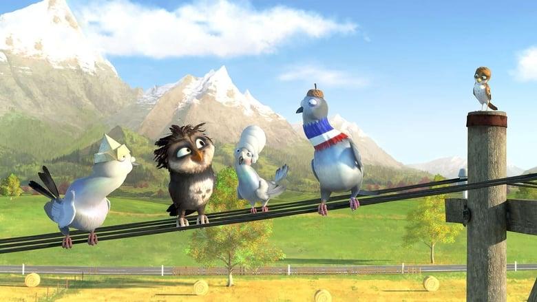 Streaming Movie A Stork's Journey (2017)