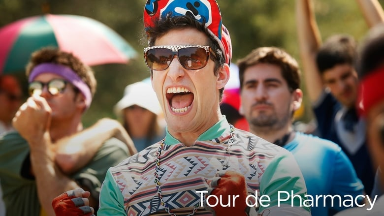 Backdrop Movie Tour de Pharmacy 2017