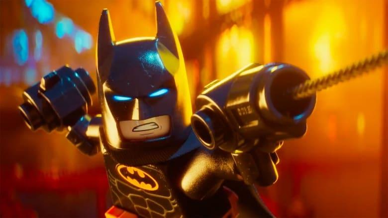 Backdrop Movie The Lego Batman Movie 2017