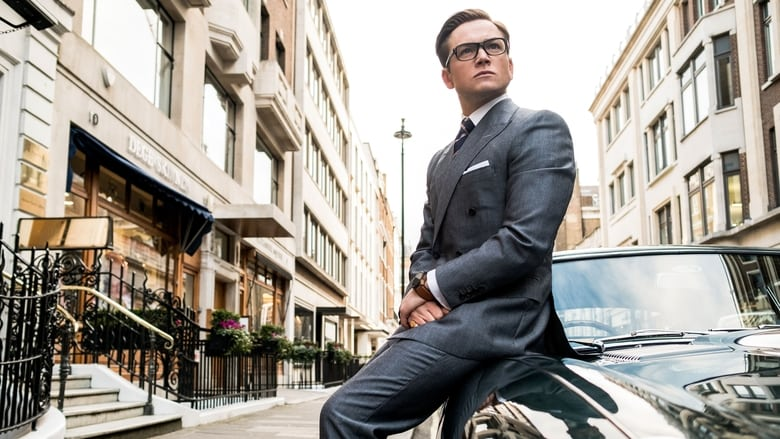 Streaming Movie Kingsman: The Golden Circle (2017)