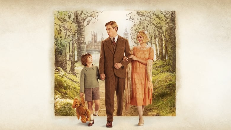 Streaming Movie Goodbye Christopher Robin (2017)