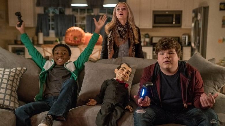 Backdrop Movie Goosebumps 2: Haunted Halloween 2018