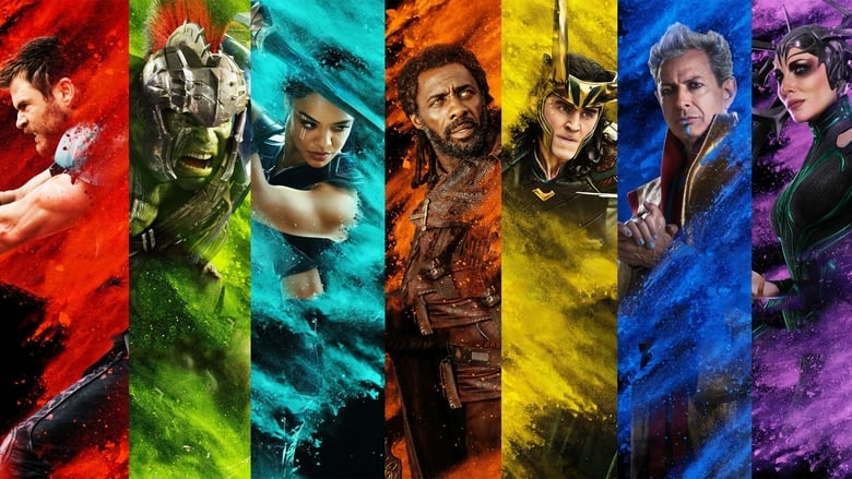 Backdrop Movie Thor: Ragnarok 2017