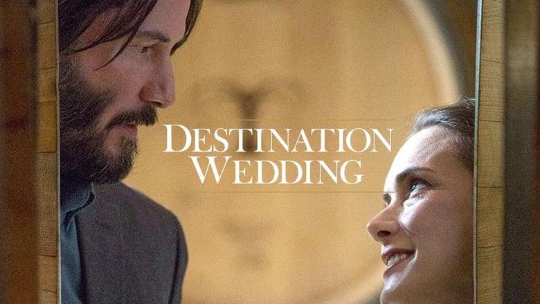 Backdrop Movie Destination Wedding 2018