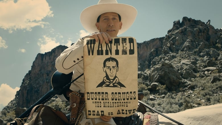 Backdrop Movie The Ballad of Buster Scruggs 2018