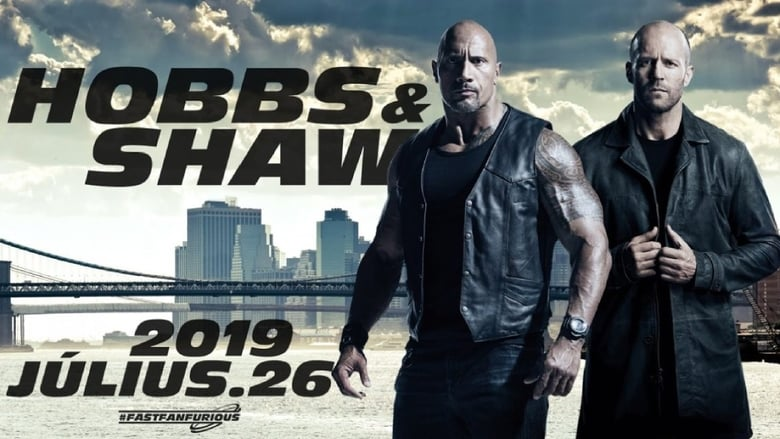 Backdrop Movie Fast & Furious Presents: Hobbs & Shaw 2019
