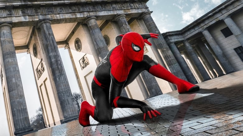 Backdrop Movie Spider-Man: Far from Home 2019