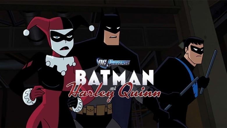 Watch Full Movie Online Batman and Harley Quinn (2017)