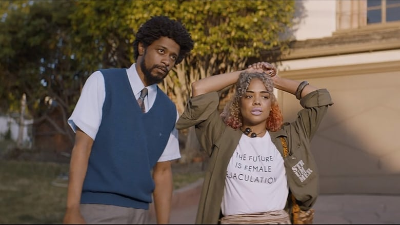 Backdrop Movie Sorry to Bother You 2018