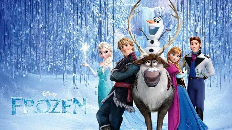 Backdrop Movie Frozen 2013