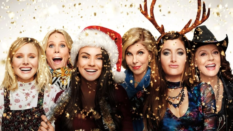 Watch Full Movie Online A Bad Moms Christmas (2017)