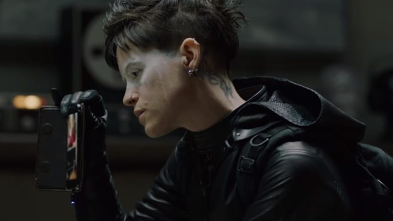 Backdrop Movie The Girl in the Spider's Web 2018