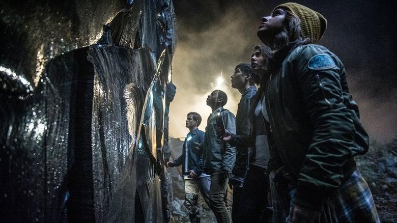Backdrop Movie Power Rangers 2017