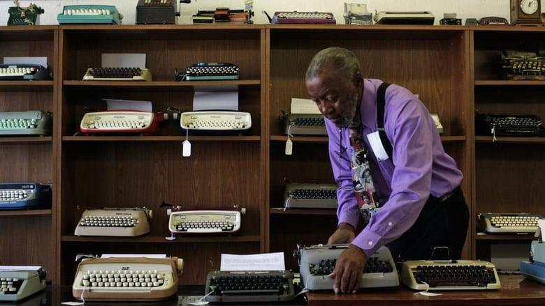 Backdrop Movie California Typewriter 2017