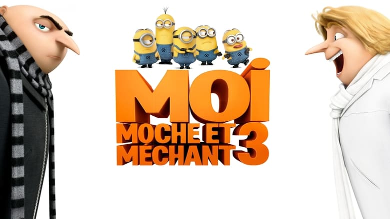 Watch Full Movie Online Despicable Me 3 (2017)
