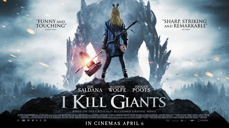 Backdrop Movie I Kill Giants 2018