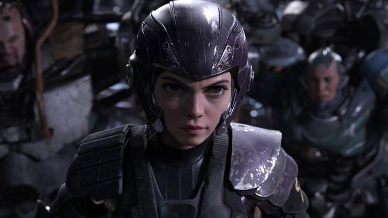 Backdrop Movie Alita: Battle Angel 2019