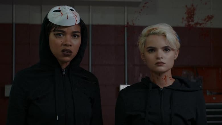 Backdrop Movie Tragedy Girls 2017