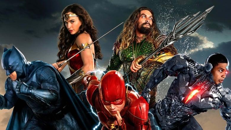 Backdrop Movie Justice League 2017