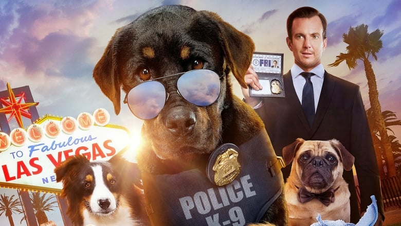 Backdrop Movie Show Dogs 2018