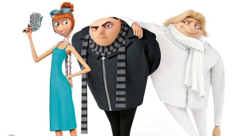 Streaming Full Movie Despicable Me 3 (2017)