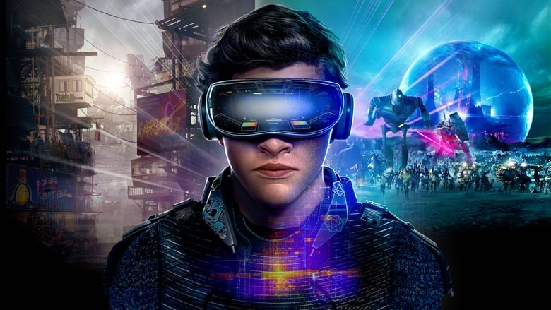 Backdrop Movie Ready Player One 2018
