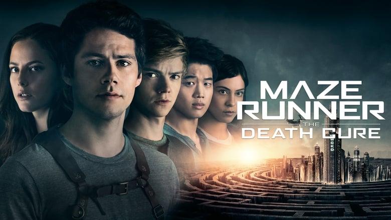 Watch Full Movie Online Maze Runner: The Death Cure (2018)