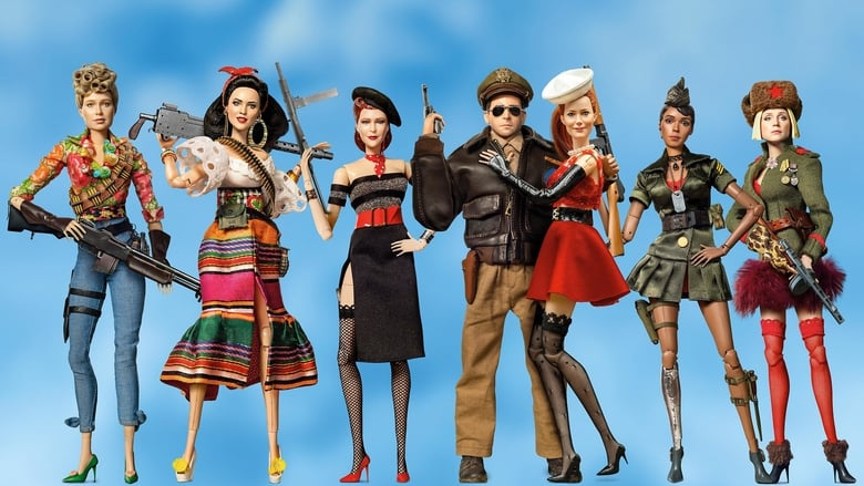 Backdrop Movie Welcome to Marwen 2018