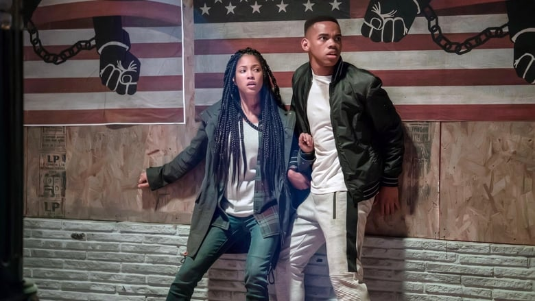 Backdrop Movie The First Purge 2018