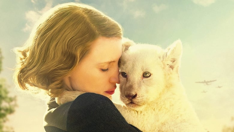 Streaming Movie The Zookeeper's Wife (2017)