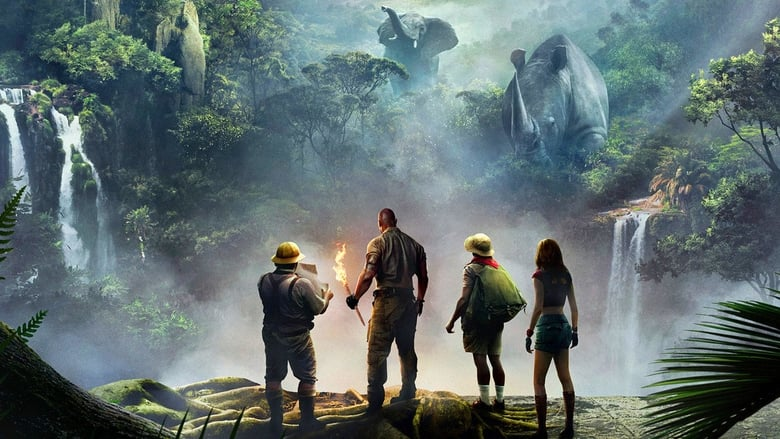 Backdrop Movie Jumanji: Welcome to the Jungle 2017