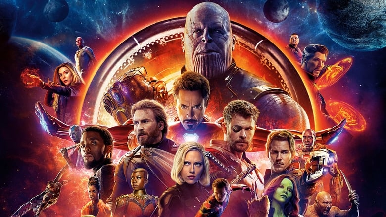 Download Full Movie Avengers: Infinity War (2018)