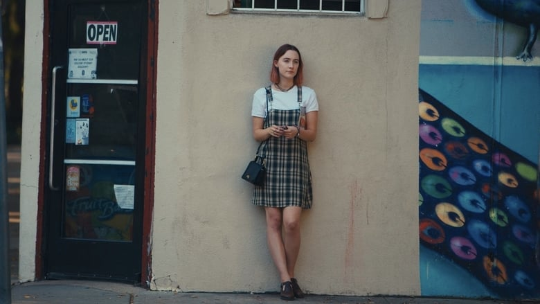 Backdrop Movie Lady Bird 2017