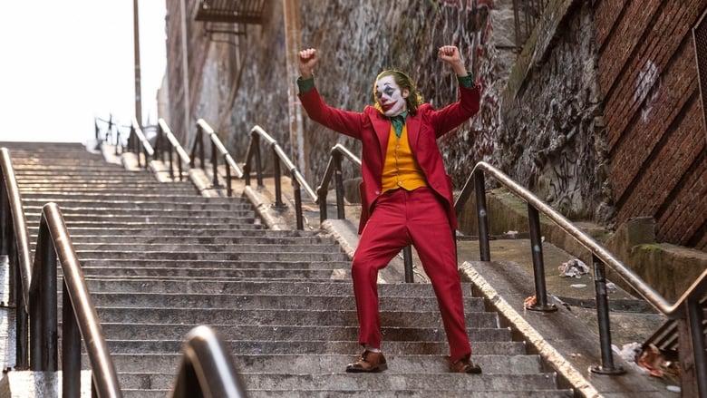 Backdrop Movie Joker 2019