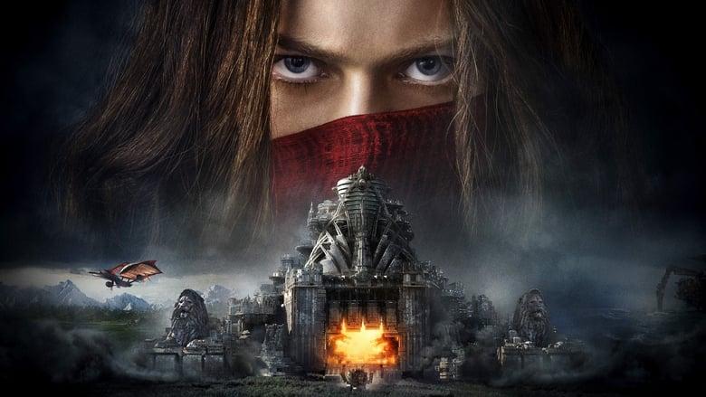 Backdrop Movie Mortal Engines 2018
