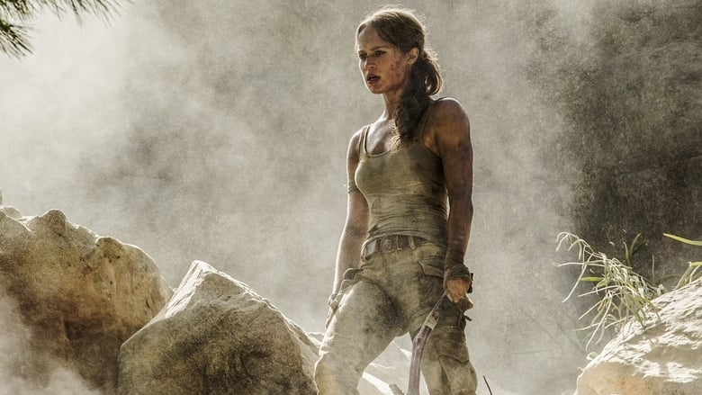 Watch Full Movie Online Tomb Raider (2018)