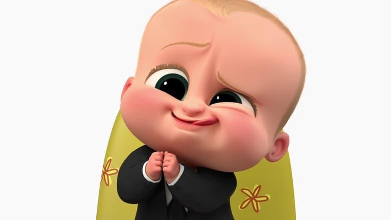 Backdrop Movie The Boss Baby 2017